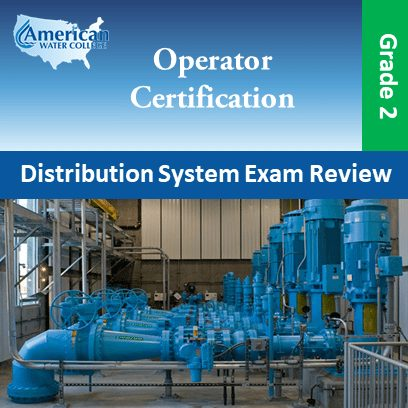Distribution System Exam Review Grade 2