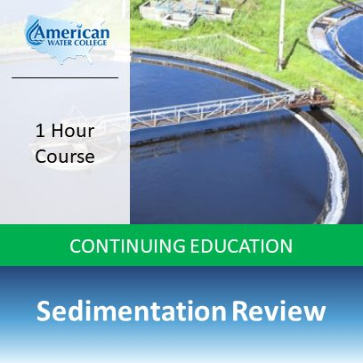 Sedimentation Review