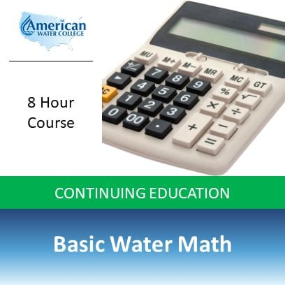 Basic Water Math