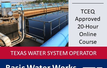 How To Get Your Texas Class D Water Operator License