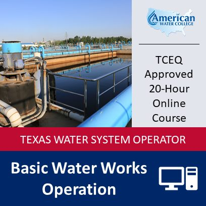 Texas Basic Water Works Operations