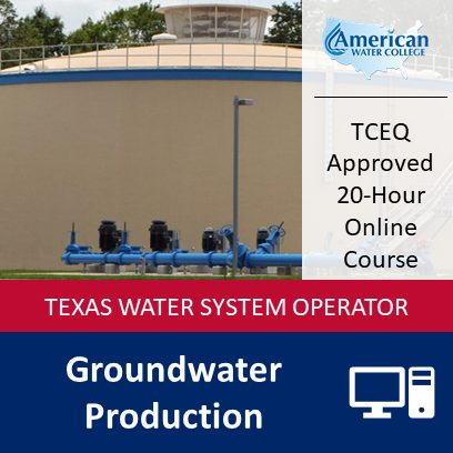 TX Groundwater Production Online