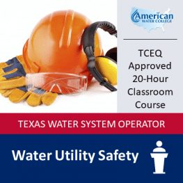 TX Water Utility Safety Classroom