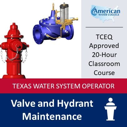 Valve and Hydrant Maintenance (0961) | Classroom