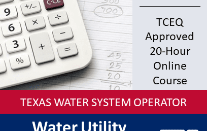 How To Get Your Texas Class B Water Operator License (part 1)