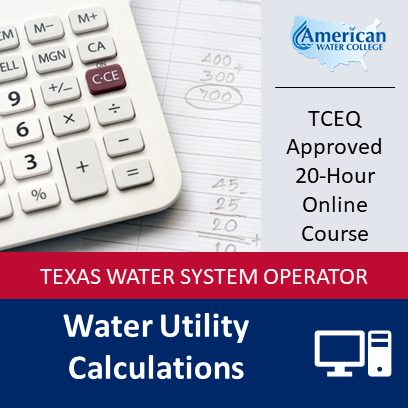 TX Water Calculations Online