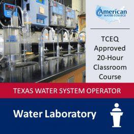 TX Water Lab Classroom