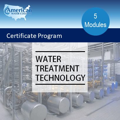 Water Treatment Technology Certificate Program
