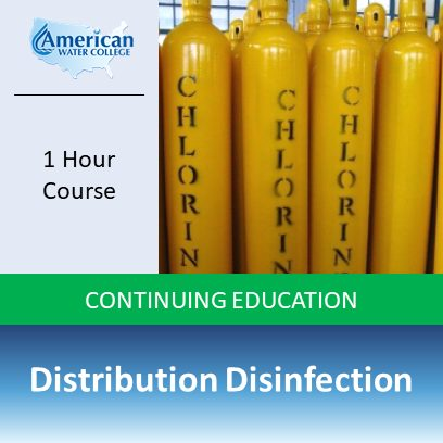 Distribution Disinfection