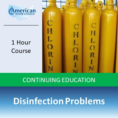 Disinfection Problems