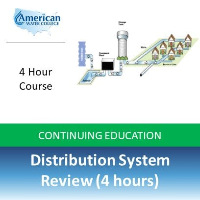 Distribution System Review (4 hours)