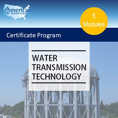 Certificate In Water Transmission Technology