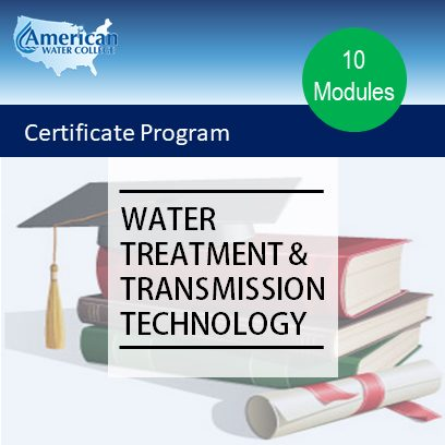 Certificate in Water Treatment and Transmission Technology