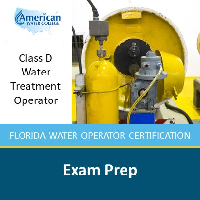 Class D Water Treatment Exam Preparation