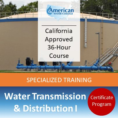 Water Transmission and Distribution I