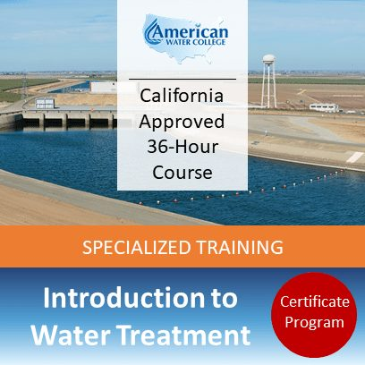 Introduction to Water Treatment