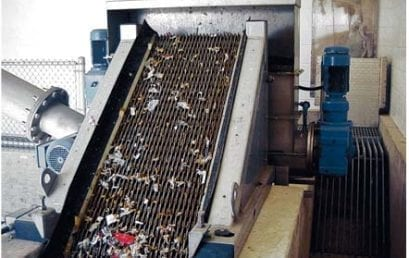 Wastewater Treatment | Preliminary Treatment
