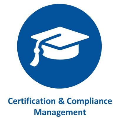 Certification & Compliance Management