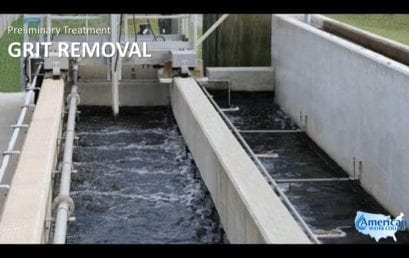 Wastewater Treatment | Grit Removal