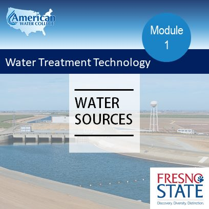 Water Sources Fresno State