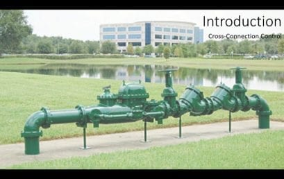 Water Distribution | Cross Connection Control