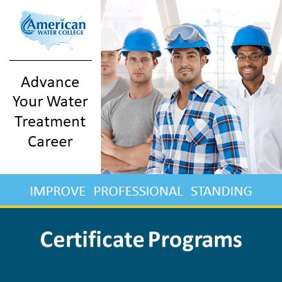 Florida Water Treatment Certificate Programs