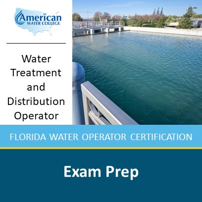 Florida Water Treatment & Distribution Operator Exam Prep