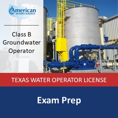 Texas Class B Groundwater Exam Prep