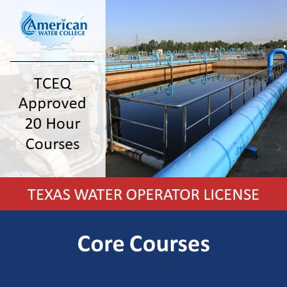 Texas TCEQ Approved 20 Hour Courses