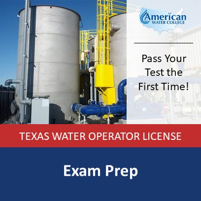 Texas Water Operator Exam Prep