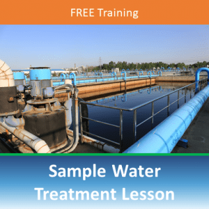 FREE Sample Water Treatment Lesson