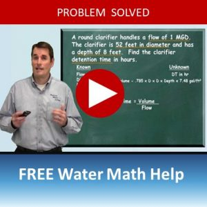 Free Water Math Help