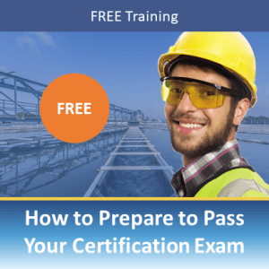 How to Prepare to Pass Your Water Certification Exam