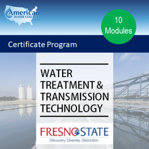 Water Treatment & Transmission Technology Program