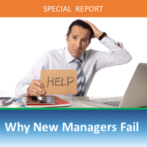 Why New Managers Fail