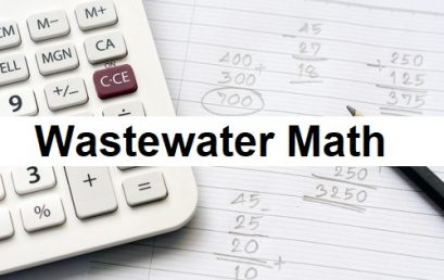 Volatile Solids Reduction – Wastewater Math