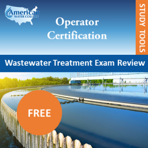 Free Study Tools - Wastewater Treatment