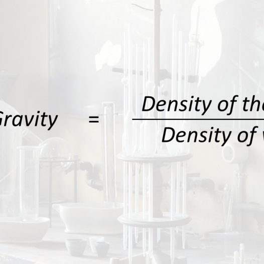 Applied Hydraulics | Specific Gravity