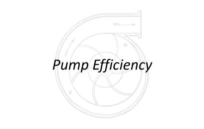 Applied Hydraulics | Pump Efficiency