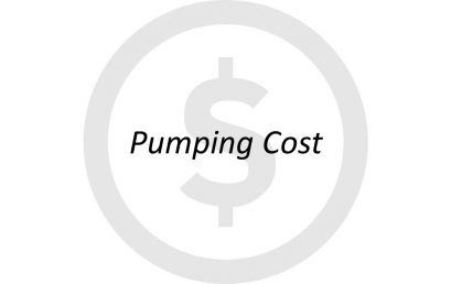 Applied Hydraulics | Pumping Cost