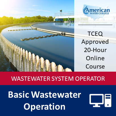 TX Basic Wastewater Operations